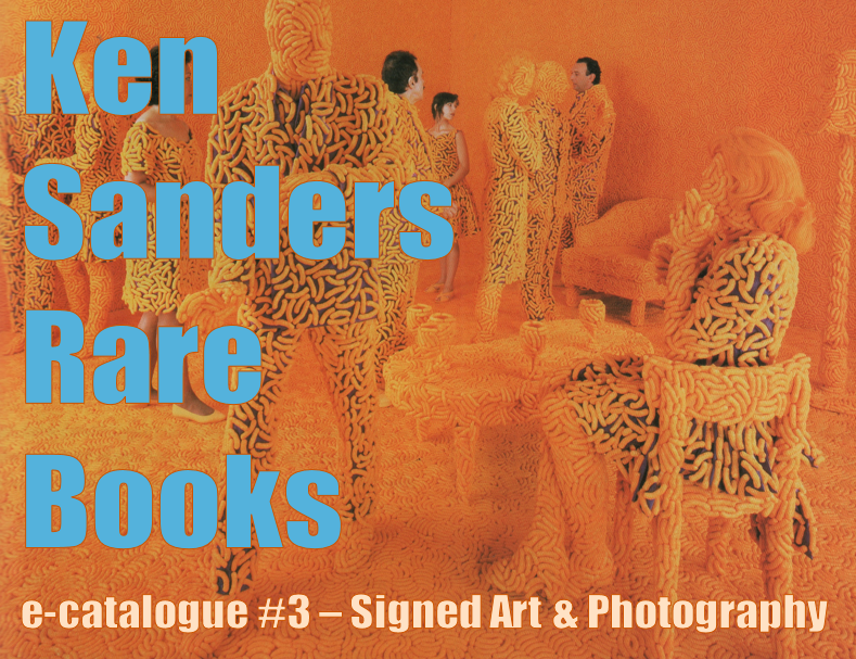 E-Catalogue #3: Signed Art and Photography
