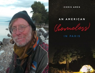 Chris Ames, An American Homeless in Paris