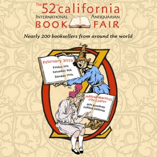 California International Antiquarian Book Fair