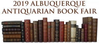 2019 Albuquerque Antiquarian Book Fair