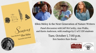 Ellen Meloy & the Next Generation of Nature Writers