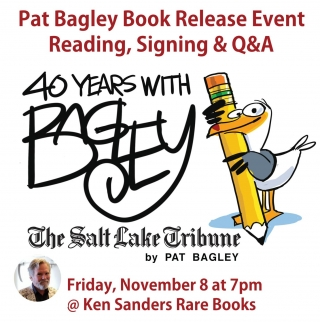 Pat Bagley: 40 Years with Bagley