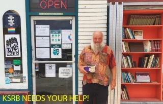 Help Save Ken Sanders Rare Books!