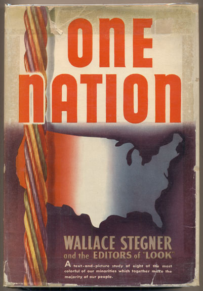 One Nation. Wallace Stegner.