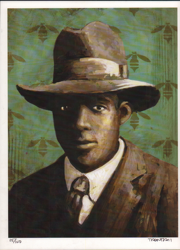 Wallace Thurman: From the Salt Flats to the Harlem Renaissance. Trent Call, Ken Sanders.
