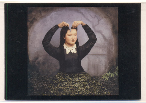 Southern Gothic. Maggie Taylor, Postcard.