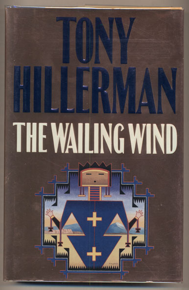 Wailing Wind. Tony Hillerman.