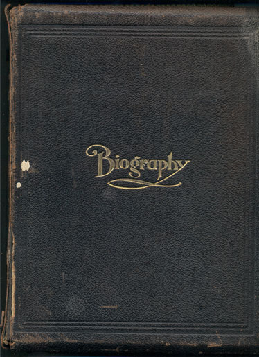 Biographical Record of Salt Lake City and Vicinity Containing Biographies of Well Known Citizens of the Past and Present.