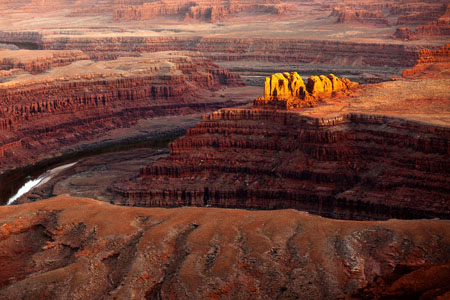 Photo. Dead Horse Point State Park. Nilauro Markus.