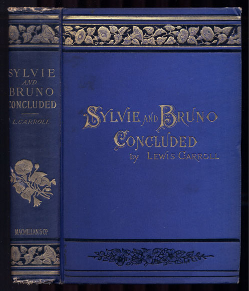Sylvie and Bruno Concluded. Lewis Carroll.