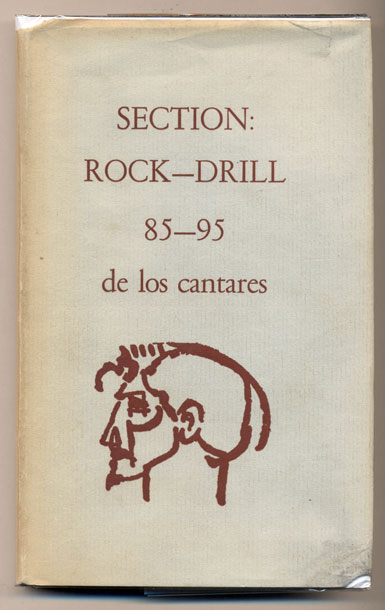 Section: Rock-Drill 85-95 de los cantares. Ezra Pound.