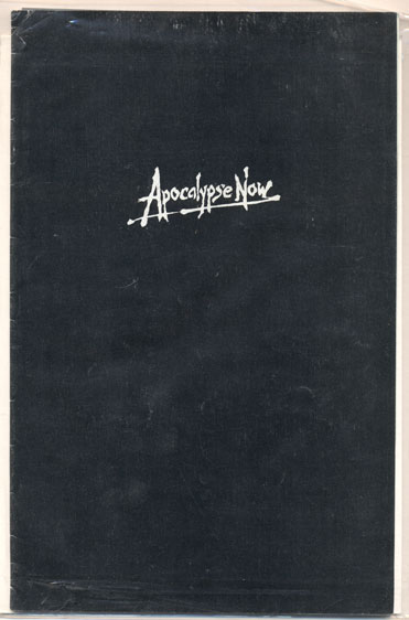 Apocalypse Now (Promotional Material). Francis Coppola, Introduction.
