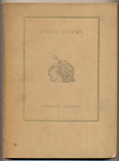 Earth-Visitors. Kenneth Slessor.