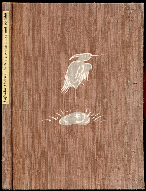 Letters from Shimane and Kyushu. Lafcadio Hearn.
