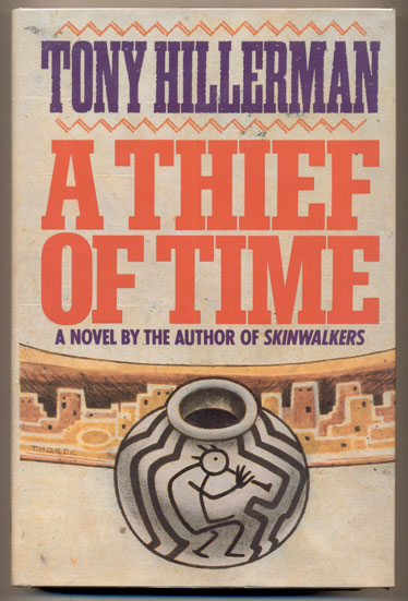 Thief of Time. Tony Hillerman.