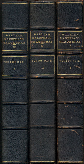The Works of William Makepeace Thackeray (26 volumes). William Makepeace Thackeray.