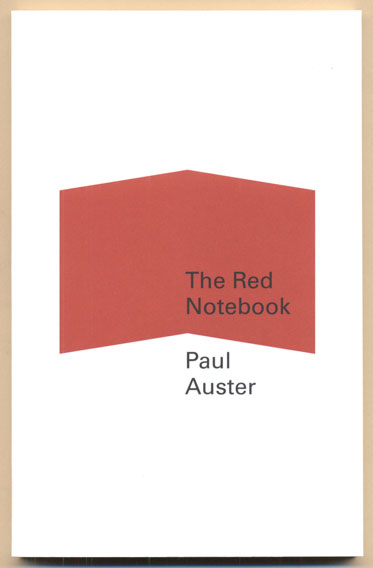 The Red Notebook. Paul Auster.