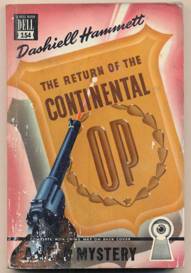 The Return of the Continental Op. Dashiell Hammett.