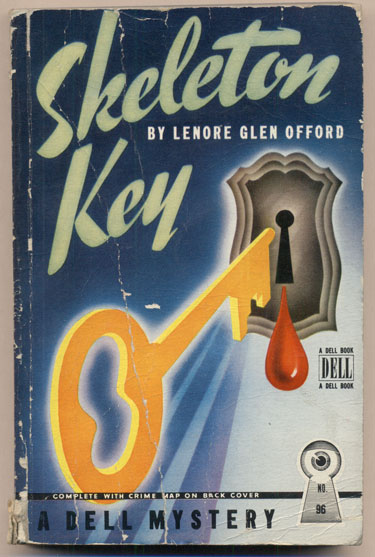 Skeleton Key. Lenore Glen Offord.