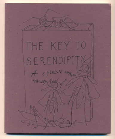 The Key to Serendipity; Volume Two How to Find Books in Spite of Peter B. Howard. Three Grasshoppers, Ian Jackson, Ann Arnold, the assistance of Arnold Aldus Jackson.