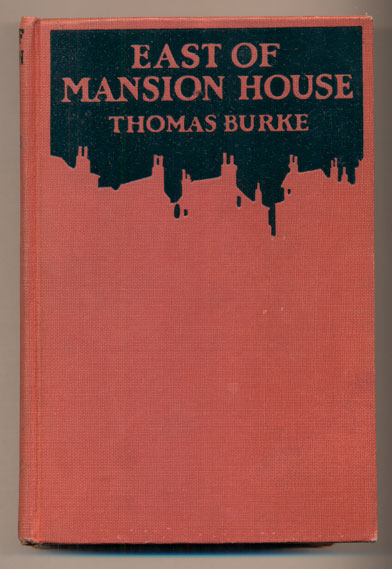 East of Mansion House. Thomas Burke.