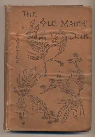 The Old Maids' Club. I. Zangwill, Israel.
