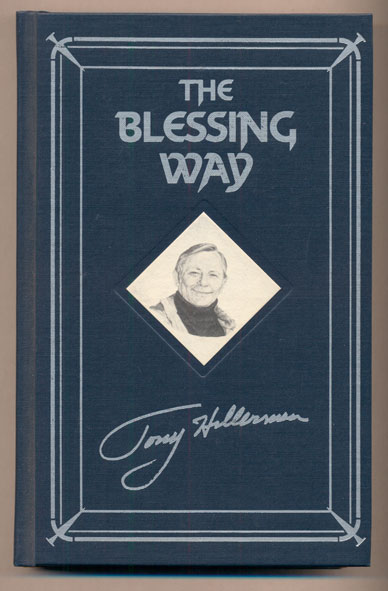 The Blessing Way. Tony Hillerman, Ernest Franklin.