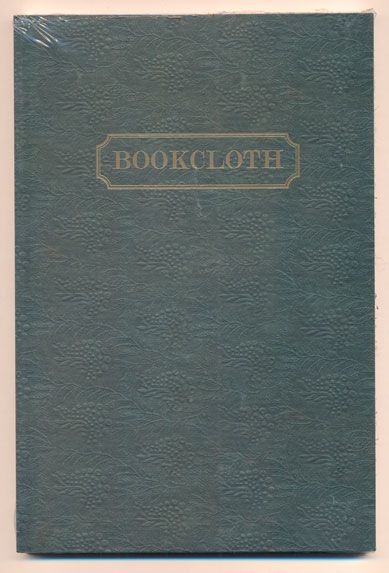 Bookcloth in England and America, 1823-1850. Andrea Krupp.