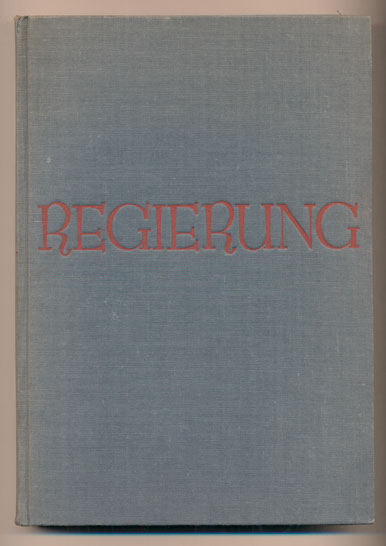 Regierung (Government). B. Traven.