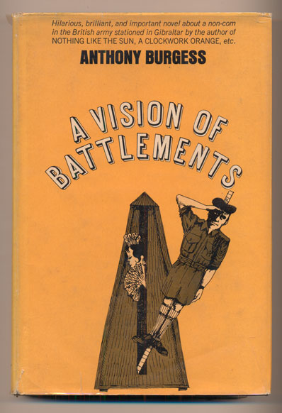 A Vision of Battlements. Anthony Burgess.