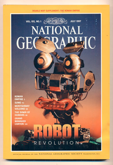 The National Geographic Magazine Volume 192, Number 1, July 1977 (Grand Canyon)