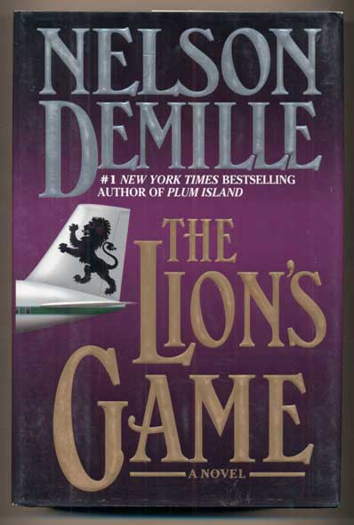 The Lion's Game. Nelson DeMille.