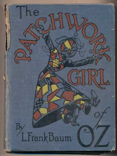 The Patchwork Girl of Oz. L. Frank Baum.