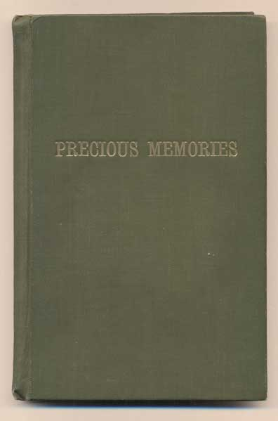 Precious Memories: Sixteenth Book of the Faith Promoting Series Designed For the Instruction and Encouragement of Young Latter-Day Saints. George C. Lambert.