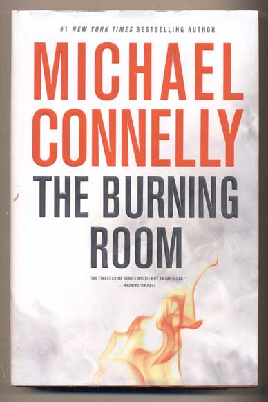 The Burning Room. Michael Connelly.
