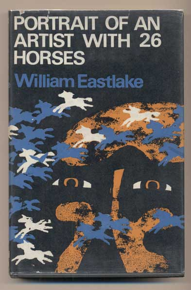 Portrait of an Artist with 26 Horses. William Eastlake.