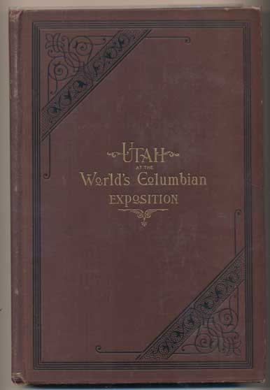 Utah at the World's Columbian Exposition