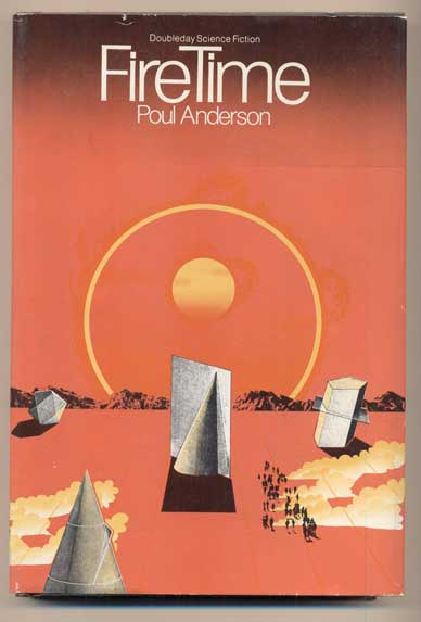 Fire Time. Poul Anderson.