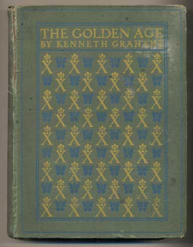 The Golden Age. Kenneth Grahame, Maxfield Parrish.