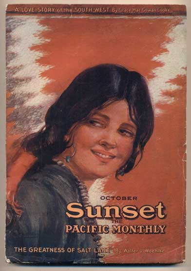 Sunset The Pacific Monthly Volume 29 Number 4 October 1912
