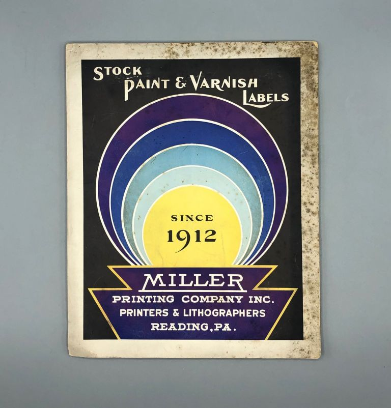 Miller Printing Company, Inc. Stock Paint & Varnish Labels