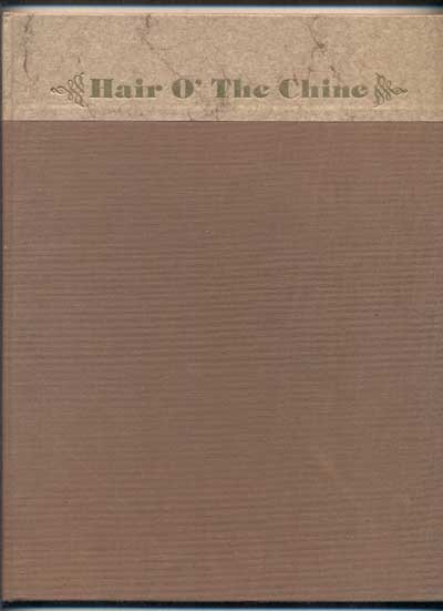 Hair O' The Chine: A Documentary Film Script. Robert Coover.