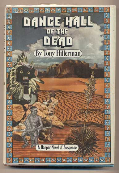 Dance Hall of the Dead. Tony Hillerman.