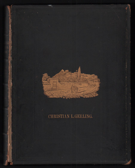 The U.S. Naval Astronomical Expedition to The Southern Hemisphere, During the Years 1849-'50-'51-'52. Volume II (33d Congress, 1st Session. House of Representatives. Ex. Doc. No. 121). J. M. Gilliss, Lieut. Archibald McRae, James Melville.