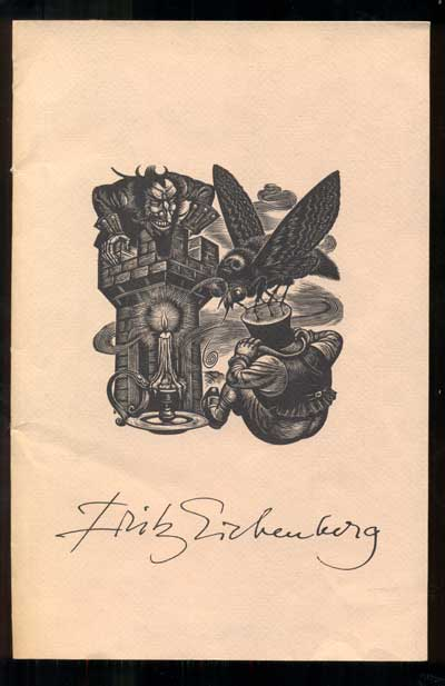 Fritz Eichenberg: The Artist and the Book. Fritz Eichenberg, Dale Roylance, Introduction.