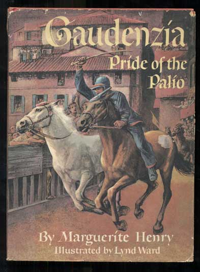 Gaudenzia, Pride of the Palio. Marguerite Henry.