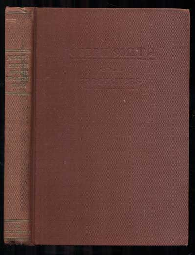 Biographical Sketches of Joseph Smith the Prophet, and his Progenitors for Many Generations. Lucy Smith, Mack.