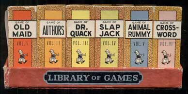 Library of Games (Big-Little Card Games)
