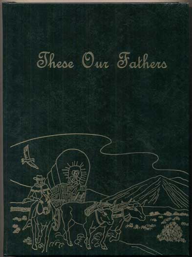 These Our Fathers: A Centennial History of Sanpete County 1849 to 1947. Florence Bagnall, Editorial.