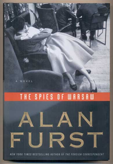 The Spies of Warsaw. Alan Furst.